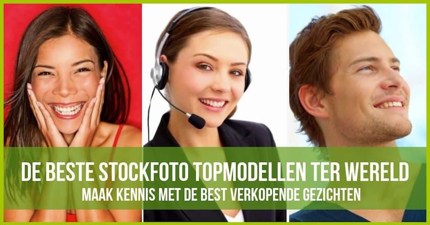 De beste stockfoto topmodellen: Dit zijn ze! 1