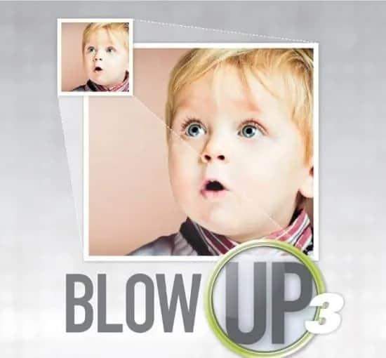 Blow Up 3 website screenshot