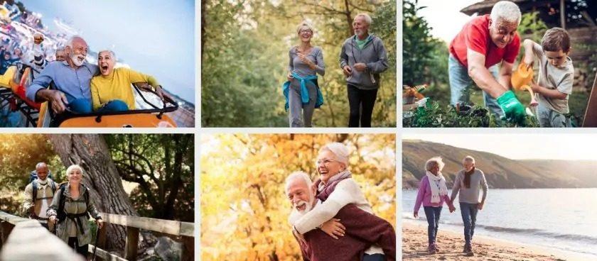 iStock senioren beelden