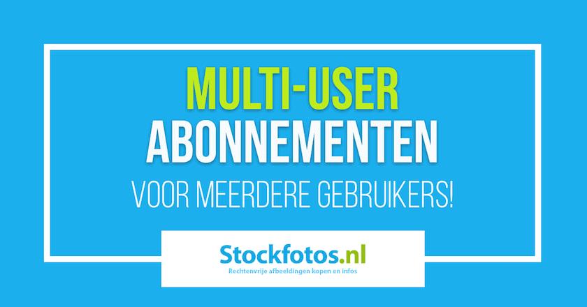 Nieuw! StockPhotoSecrets multi-user abonnementen voor meerdere gebruikers 1
