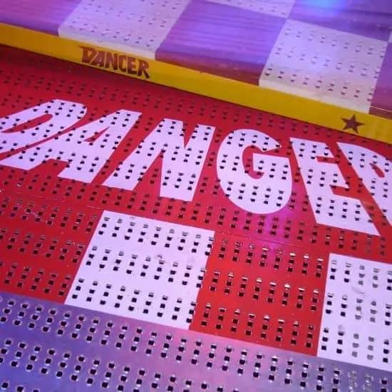 Dancer floor