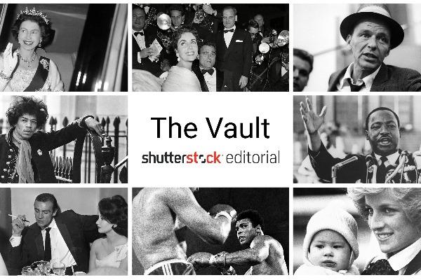 Shutterstock The Vault - een nieuwe topcollectie historische stockfoto's 1