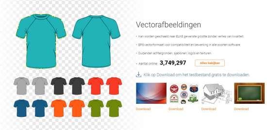 www.signsilo.com homepage vector illustraties