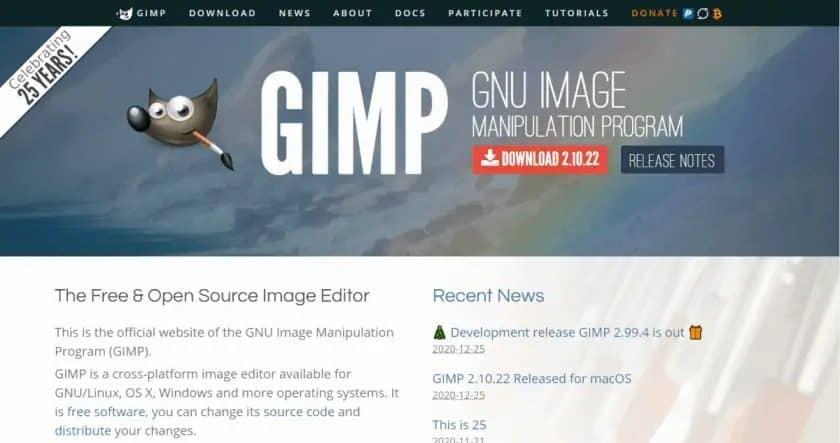 https://www.gimp.org/