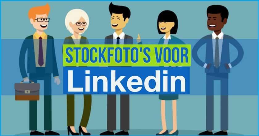 Stockfoto's voor LinkedIn marketing - nuttige tips! 1