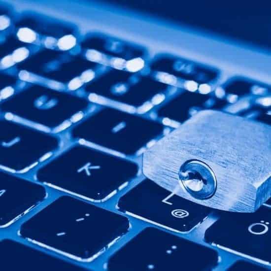 hacker stockfoto's