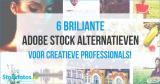 6 briljante Adobe Stock alternatieven voor professionals