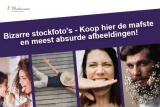 Bizarre stockfoto's – Koop hier maffe en absurde beelden!