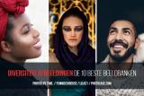 Diversiteit afbeeldingen van de 10 beste beeldbanken