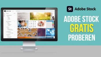 Adobe Stock foto's gratis