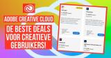 Adobe Creative Cloud kortingen: de beste deals voor creatieve gebruikers!