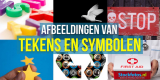Gebruik nu afbeeldingen van tekens en symbolen in al uw ontwerpen