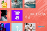 Fotografietrends 2019: 49 populaire visuele trends!