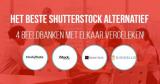 Shutterstock alternatief – de 4 beste alternatieven 2021!