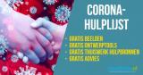 Corona-Hulp: Gratis Corona-foto's & kortingen!