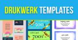 De snelste oplossing voor marketing materiaal: Drukwerk sjablonen (templates)!