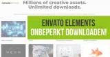 Envato Elements recensie: Onbeperkt downloaden voor ontwerpers!