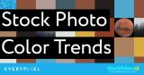 Everypixel – overzicht van de stockfoto kleurentrends