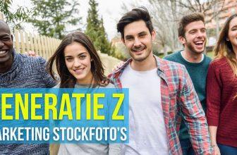 6 beproefde tactieken voor Generatie Z marketing stockfoto's