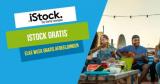 iStock gratis – elke week gratis beelding van iStock!