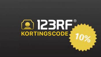 123RF kortingscode 2020 (Tot 20% korting)