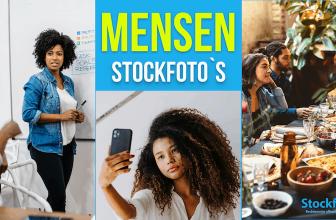 Gebruik effectieve mensen stockfoto's!