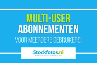 Nieuw! StockPhotoSecrets multi-user abonnementen voor meerdere gebruikers