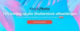 Shutterstock kortingscode  – ontvang nu 15% korting!
