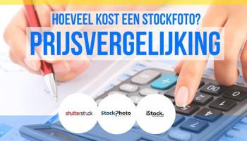 Hoeveel kost een stockfoto?